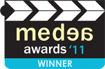 Winner of the MEDEA Award for Professionally Produced Educational Media 2011