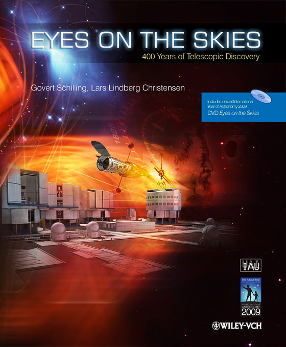 Cover of the Eyes on the Skies book