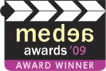 Winner of MEDEA Award for Creativity and Innovation 2009